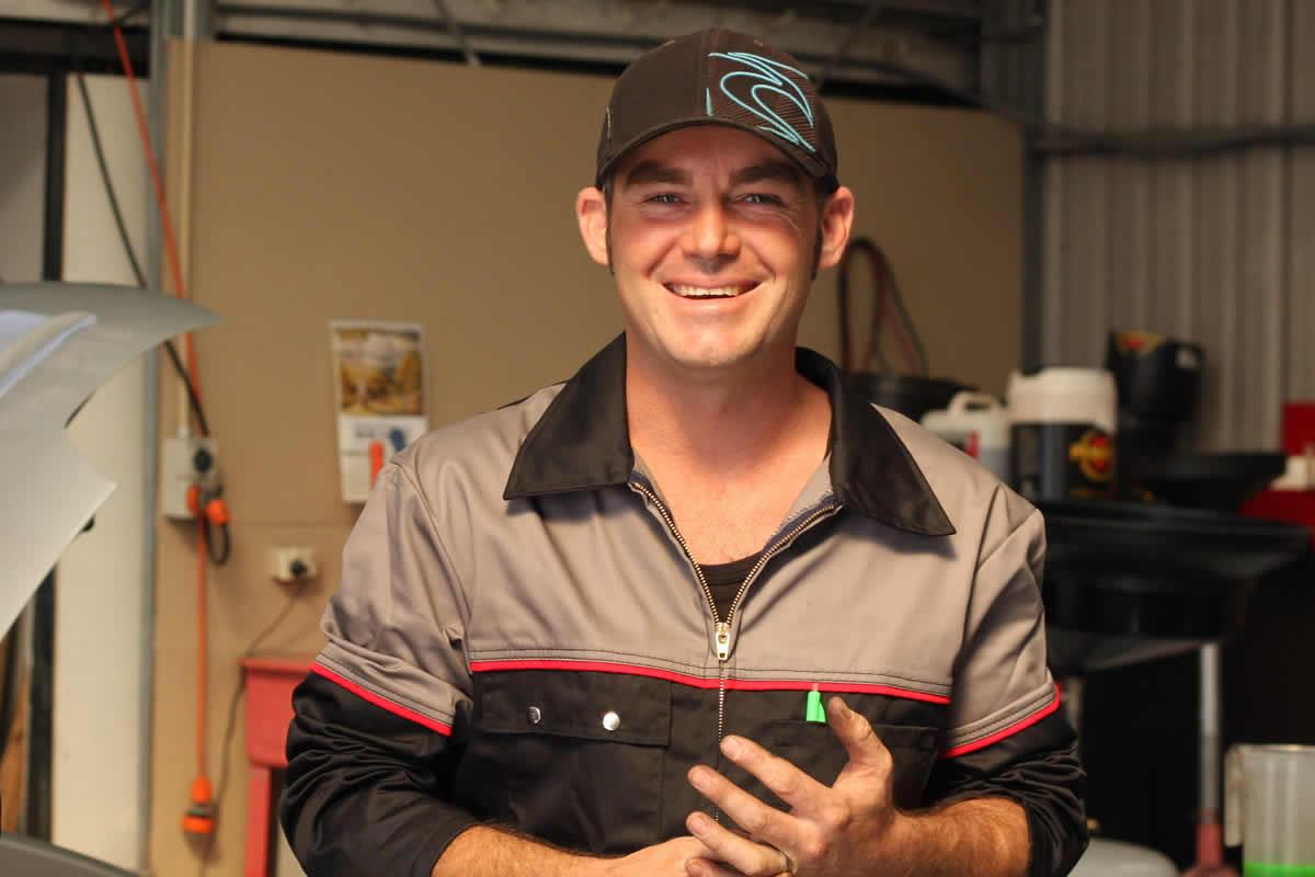 Kyle Butt of Westwood Mechanical in Marlborough NZ