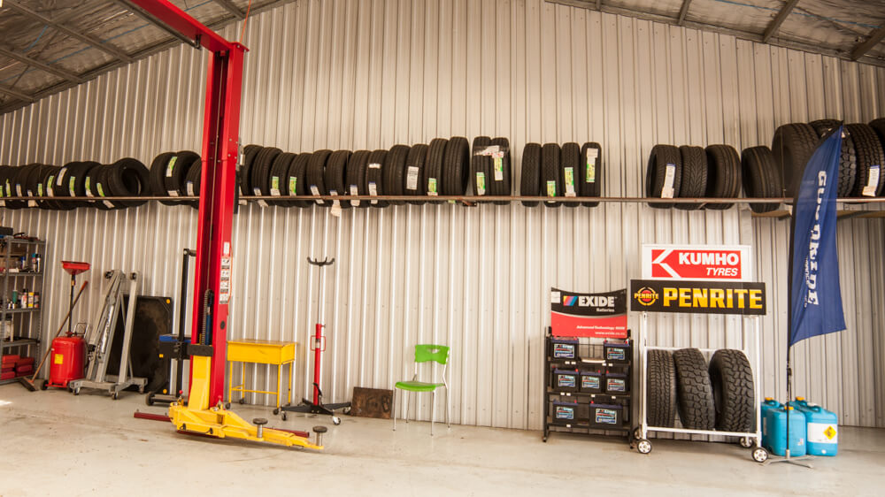 Tyres Westwood Mechanical Blenheim NZ
